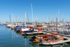 Free Arcachon, France, The Marina Royalty Free Stock Photos - 120781838