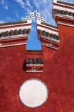 Arcada da cidade de Hubei Enshi Foto de Stock Royalty Free