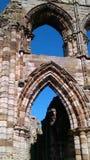 Arcada de la abadía de Whitby Fotos de archivo