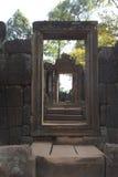 Arcada de pedra Imagens de Stock