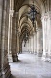 Arcada de Wien Foto de archivo libre de regalías