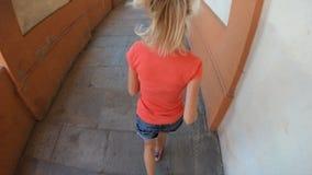 Arcada del ` s de San Luca almacen de video