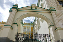 Arcada no Kremlin Imagem de Stock