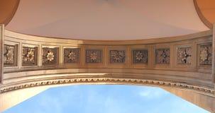 Arcada ornamentado Foto de Stock