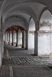 Arcadas en Prgaue Foto de archivo