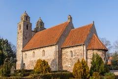 Arcade για το gentlefolk σε μια μεσαιωνική εκκλησία Στοκ εικόνες με δικαίωμα ελεύθερης χρήσης
