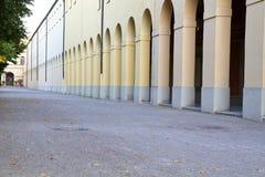 arcade διάδρομοι Γερμανία Μόναχ&o Στοκ εικόνες με δικαίωμα ελεύθερης χρήσης