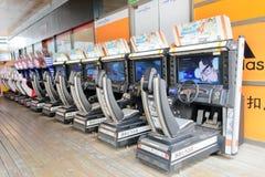 arcade μηχανές Στοκ φωτογραφίες με δικαίωμα ελεύθερης χρήσης