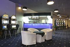 arcade μηχανές Στοκ Εικόνα
