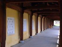 arcade ξύλινος Στοκ φωτογραφία με δικαίωμα ελεύθερης χρήσης