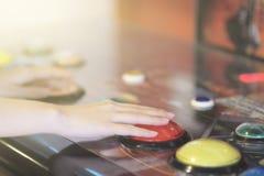 arcade παιχνίδι απεικόνιση αποθεμάτων