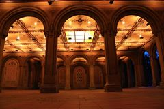 arcade πλάγια όψη bethesda Στοκ Φωτογραφίες