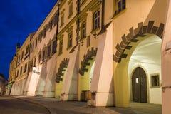 arcade πόλη Στοκ φωτογραφίες με δικαίωμα ελεύθερης χρήσης