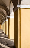 Arcade σε Άγιο Πετρούπολη Στοκ φωτογραφία με δικαίωμα ελεύθερης χρήσης