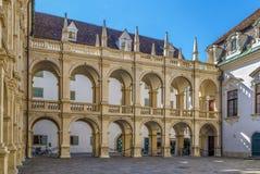 Arcade σε Landhaus, Γκραζ, Αυστρία Στοκ Εικόνες