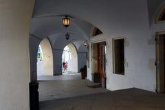 Arcade του Gostiny Dvor στη Μόσχα Στοκ Φωτογραφίες