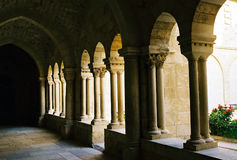 Arcade in Bethlehem. Arcade in Bethlehem, Israel Royalty Free Stock Images