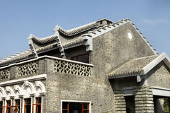 Arcade building,china Stock Image