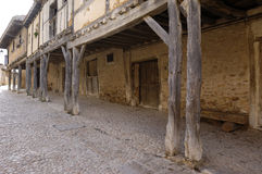 Arcade, Calatañazor, Soria επαρχία, Casitlla Υ Leà ³ ν, Ισπανία Στοκ Φωτογραφίες