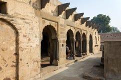Arcade Chand Baori Stepwell στο Jaipur Στοκ Φωτογραφίες