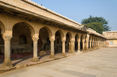 Arcade Chand Baori Stepwell στο Rajasthan, Ινδία Στοκ Φωτογραφία