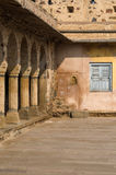Arcade Chand Baori Stepwell στο Rajasthan Στοκ Εικόνες