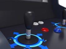 Arcade Controls Stock Image