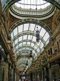 Arcade d'achats Photo libre de droits