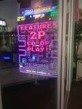 Arcade daze. Las vegas arcade stock photography