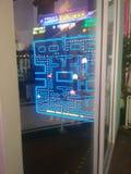 Arcade daze. Las vegas arcade stock photo
