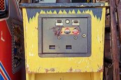 Arcade Detail Stock Image