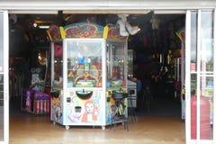 Arcade. A game arcade in Atlantic City, New Jersey Royalty Free Stock Photos