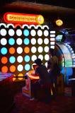 Arcade Games Royaltyfri Bild