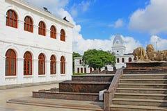 Arcade Independence Square, Colombo Sri Lanka fotografia de stock