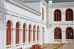 Arcade Independence Square, Colombo Sri Lanka imagens de stock