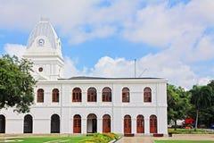 Arcade Independence Square, Colombo Sri Lanka imagens de stock royalty free