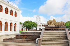 Arcade Independence Square, Colombo Sri Lanka imagem de stock