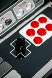 Arcade Joystick Fotografia de Stock Royalty Free