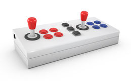 Arcade Joystick Royalty Free Stock Images