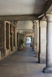 Arcade in Pontevedra Spain Royalty Free Stock Image