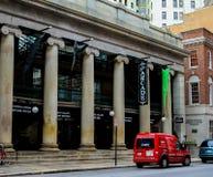 The Arcade. Providence, RI. Royalty Free Stock Photos