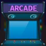 Arcade Stock Photo
