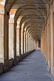 Arcade's San Luca - bologna Stock Images
