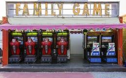 Arcade-Spiel Stockfotos