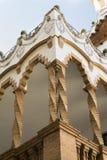 arcaded стоковая фотография rf