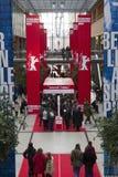 arcades από το Βερολίνο filmfestspiele Στοκ Εικόνες