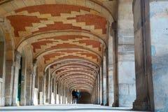 Arcades σε ισχύ des Vosges, Παρίσι Στοκ εικόνα με δικαίωμα ελεύθερης χρήσης