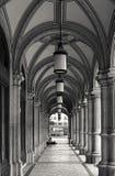 Arcades στη Όπερα της Βιέννης Στοκ Φωτογραφία