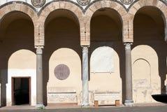 Arcades του καθεδρικού ναού Στοκ φωτογραφίες με δικαίωμα ελεύθερης χρήσης