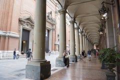 Arcades Bologna royalty-vrije stock fotografie